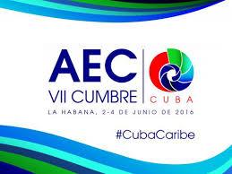 Cumbre AEC CUBA