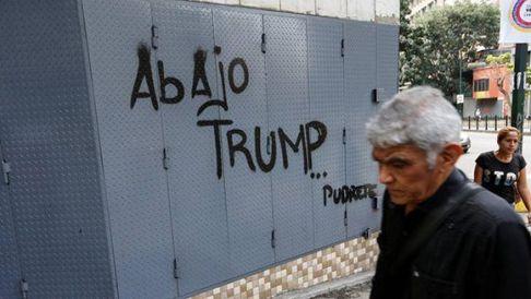 Pintada-en-Caracas-contra-Donald-Trump-AP-580x327