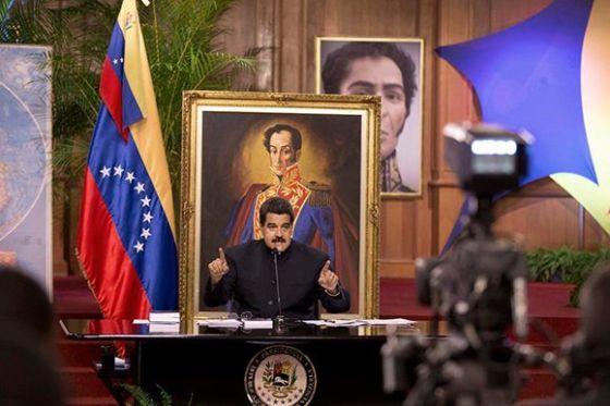 Nicolás-Maduro-durante-una-conferencia-en-Caracas-AP-580x387